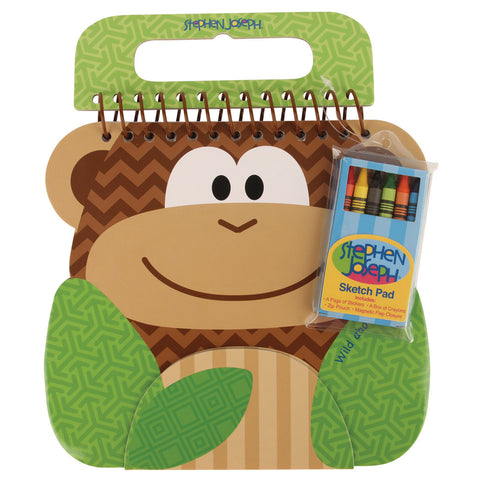 The Funky Monkey Sketch Pad