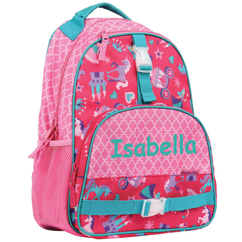 The Personalised Magicial Fantasy Large Backpack