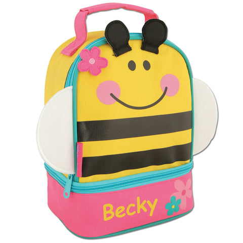 The Buzzing Bee Personalised Lunchbox