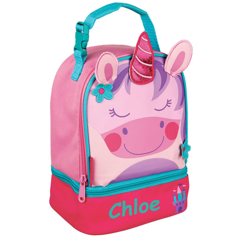 The Magical Unicorn Personalised Lunchbox