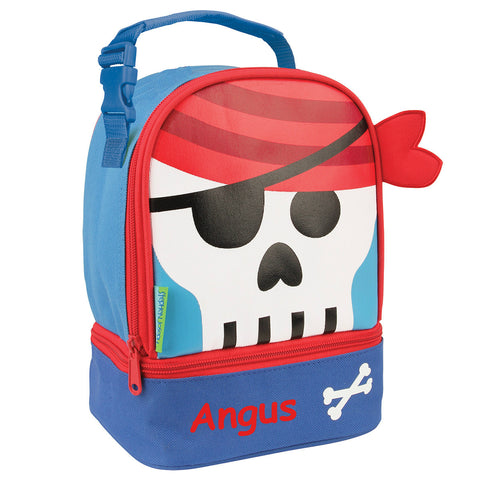 The Little Jolly Pirate Personalised Lunchbox
