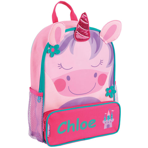 The Magical Unicorn Personalised Backpack