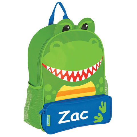 Dino the Dinosaur Personalised Backpack