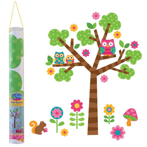 The Sweet Outdoors Wall Stickers