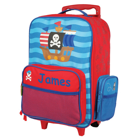 The NEW Pirate Rolling Luggage