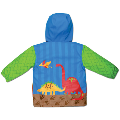 Dino Dinosaur Personalised Raincoat