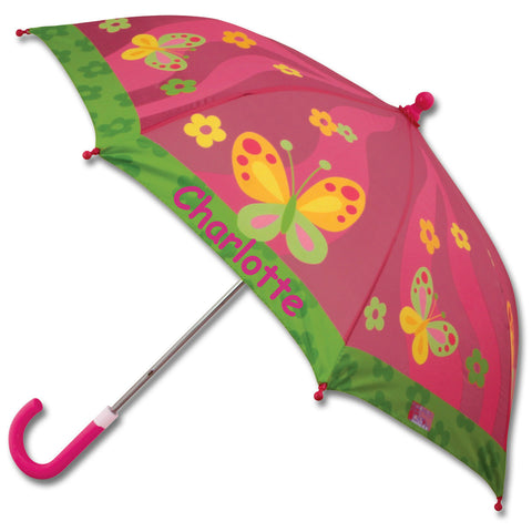 The Beautiful Butterfly Personalised Umbrella