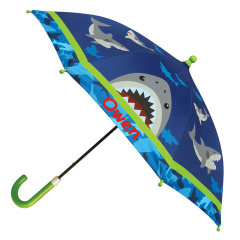The Hungry Shark Personalised Umbrella