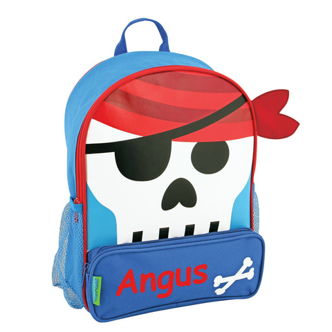 The Little Jolly Pirate Personalised Backpacks