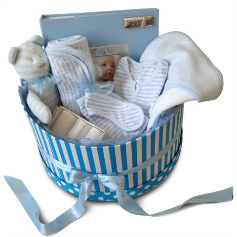 Super Luxury Boy Baby Basket