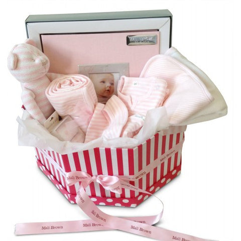Super Luxury Girl Baby Basket