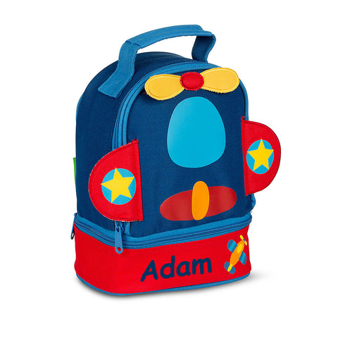 Airplane Personalised Lunchbox