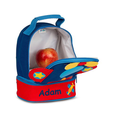Amazing Airplane Personalised Lunchbox