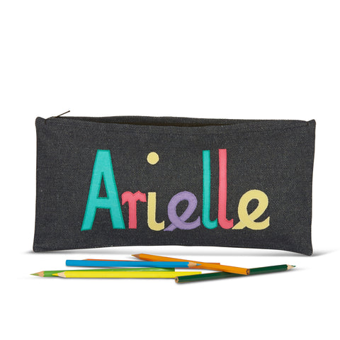 Bright Girl Colours Pencil Case