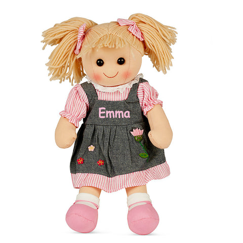 Personalised Little Miss Doll