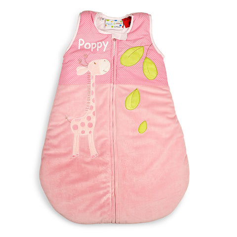 Personalised baby blanket australia custom baby blanket gifts online pink baby animals sleep suit negle Gallery