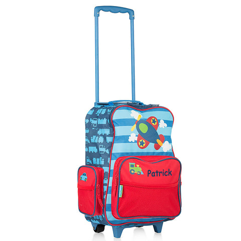 The Personalised Transportation Rolling Luggage