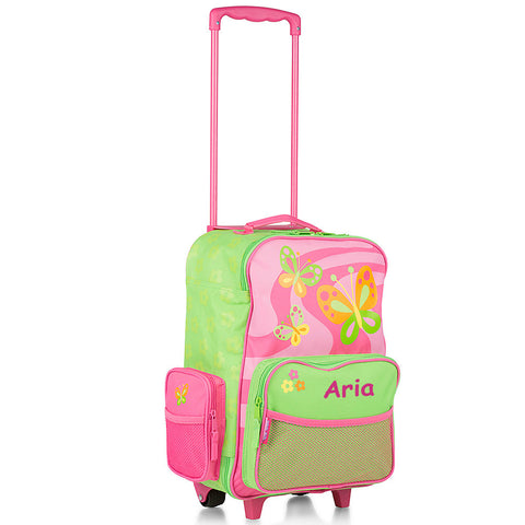 The Beautiful Butterfly Personalised Rolling Luggage