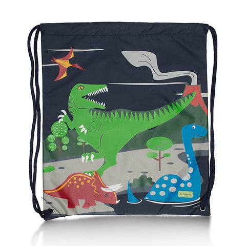 Dinosaurs Personalised Swim Bag/Library Bag