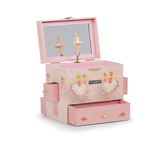 Musical Jewellery Box with Ballerina