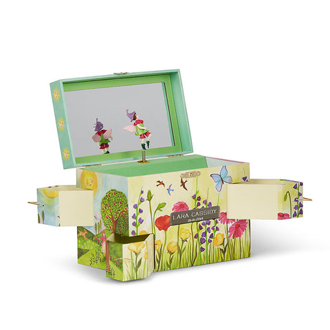 Rainbow Fairy Musical Jewellery Box