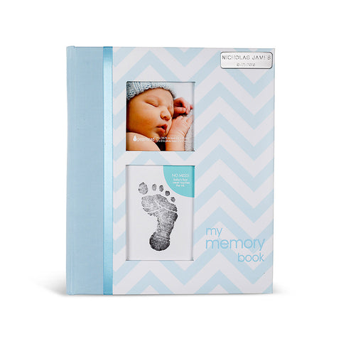Love you Forever! Baby Boy Memory Book