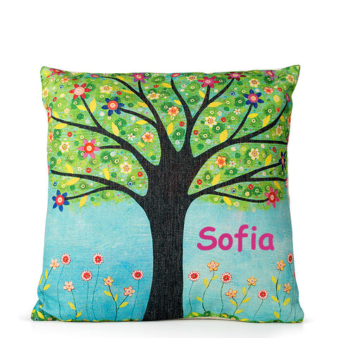 Summer Tree Cushion