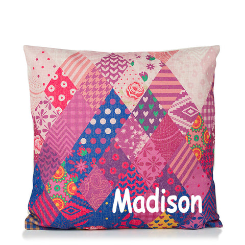 Girls Just Wanna Have Fun Cushion