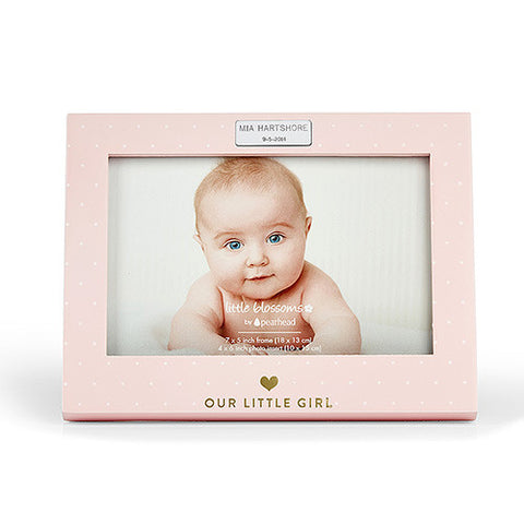 Our Little Girl Photo Frame