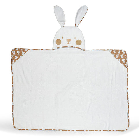 Bunny Novelty Hooded Towel