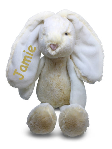 Snuggles The Personalised Bunny