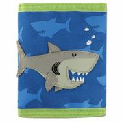 THE HUNGRY SHARK PERSONALISED WALLET