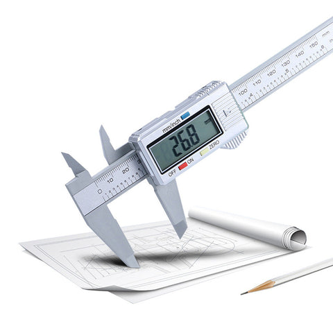 150mm/6inch Digital Caliper LCD Digital Electronic