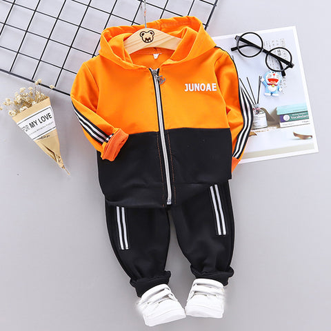 2 PCs Children Tracksuit