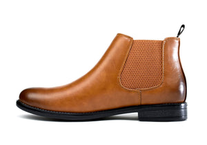 Chelsea Tan Boots
