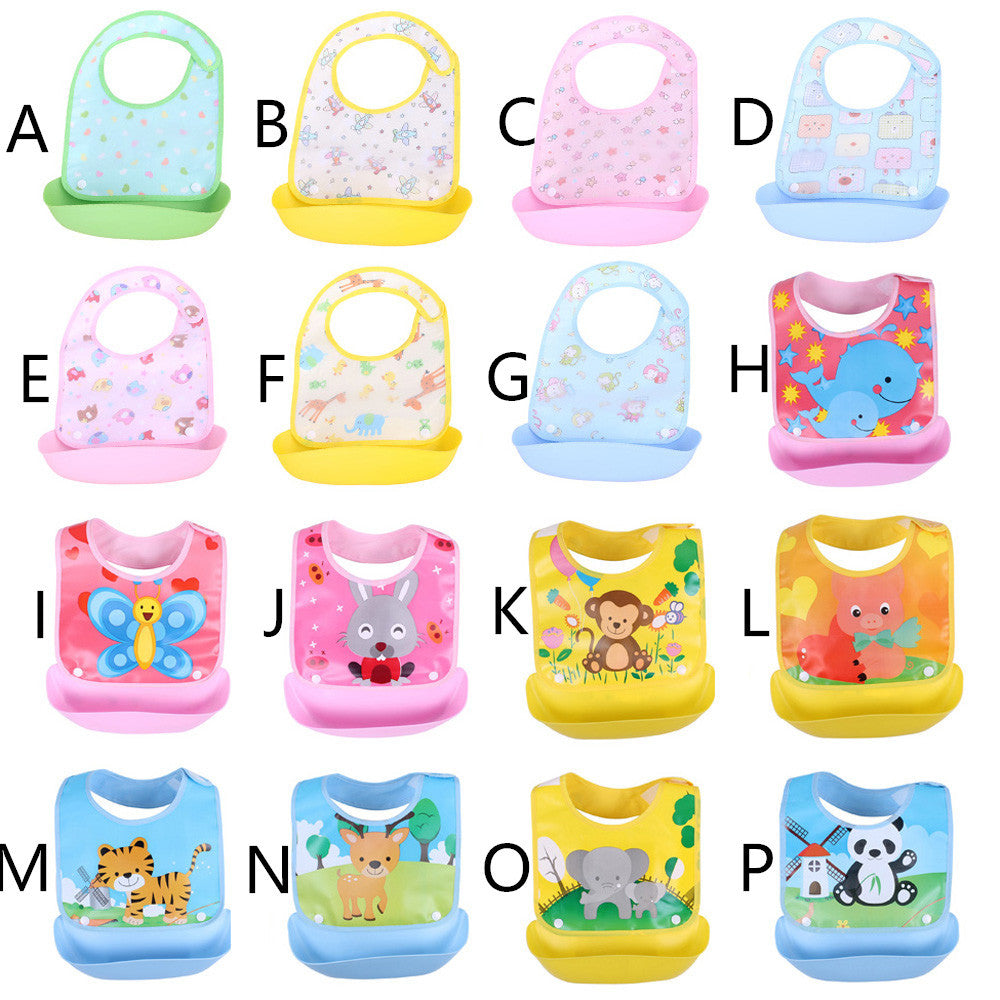 Baby Detachable Bibs