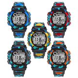 Waterproof Sport Electronic Watch