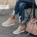 Women Sneakers Femme Vulcanized Shoes Ladies'