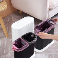 Trash Cans For The Kitchen Bathroom WC Garbage