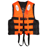 Life Jacket/Vest with Whistle
