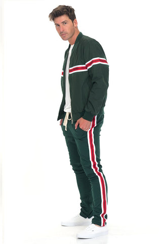 Men's Bomber Sweatsuit