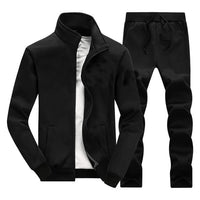Casual Jacket+Pants Set