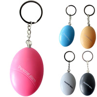 Tag Key Finder Loud Personal Staff Panic Rape Attack Safety Security Key Ring Alarm