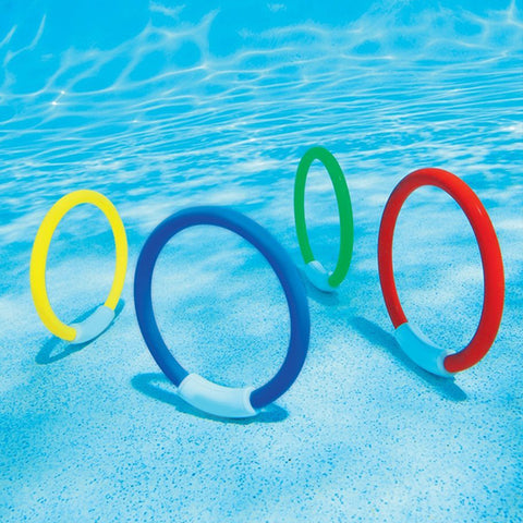Underwater Swimming Rings