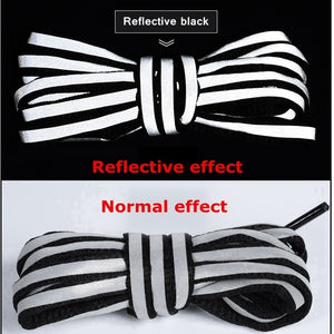 Reflective Shoelaces
