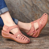 Leather Women Sandals