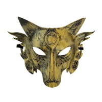 Wolf Head Mask For Halloween Party Carnaval Masquerade