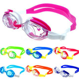 Colorful Adjustable Children Kids Waterproof Silicone Anti Fog UV