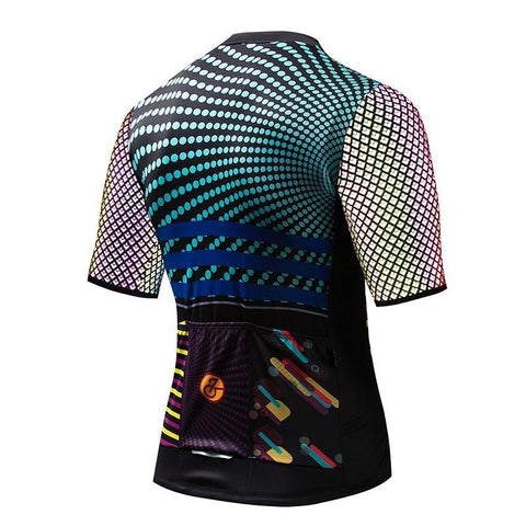 Reflective Colorful High Quality Bicycle Clothing