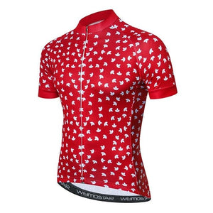 Breathable Bike Jersey